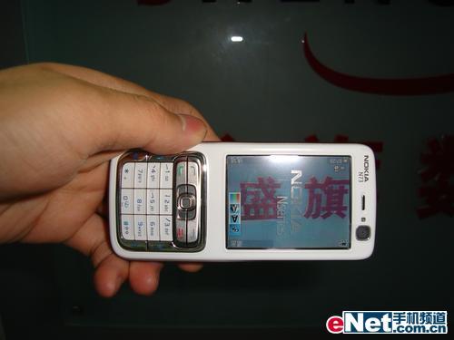 320万像素诺基亚智能手机N73售价4880
