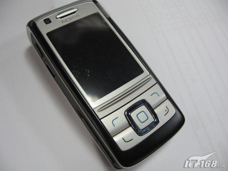 时尚滑盖诺基亚欧版3G手机6280仅2420