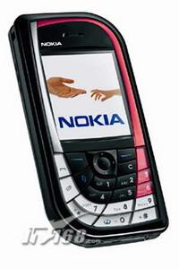 传世经典诺基亚智能手机7610跌破2000