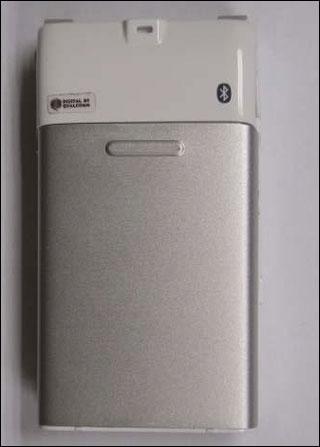 神似iPod三星最新折叠音乐机A720曝光