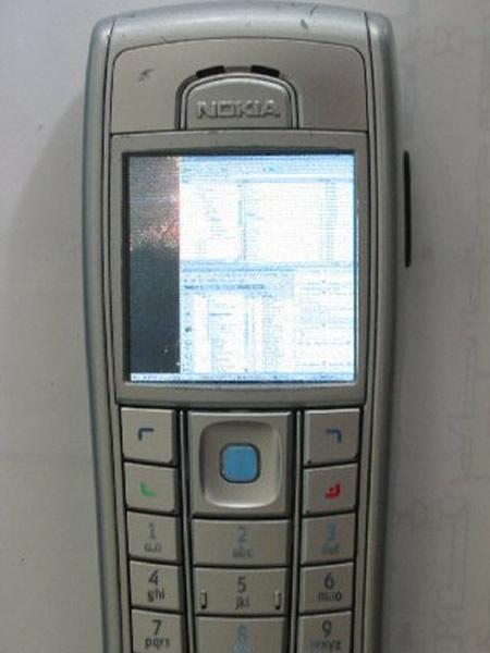 网友爆强改造诺基亚6230i手机成鼠标