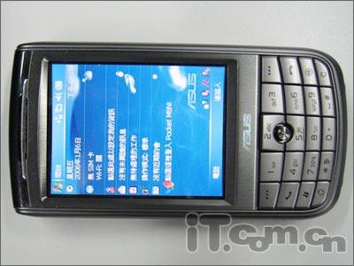 价格还行华硕PPC手机新品P525到货