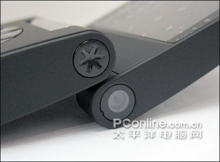 电动马达翻盖三星时尚音乐手机E910开卖