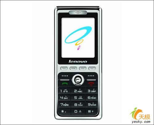 金刚外壳全能联想超人手机P706大图赏析