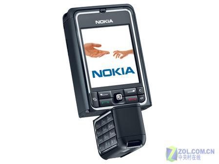 扭腰设计诺基亚音乐手机3250降至2870