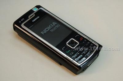 独特魅力诺基亚智能手机N72跌至3499