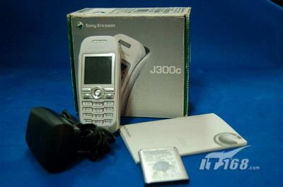 就是便宜索爱MP3时尚机J300c只卖499元