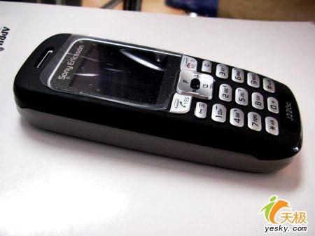 降幅高达1/4索尼爱立信J220c力争学生市场