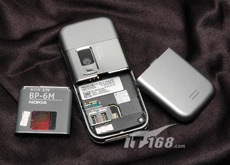 200万像素诺基亚欧版3G直板6233售2099