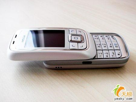 唯美天使诺基亚滑盖手机6111仅为1550