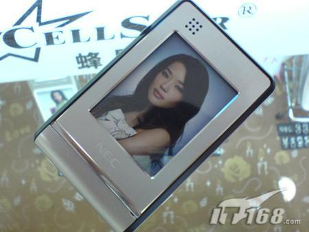 内外兼修NEC全新卡片手机6206售2799元