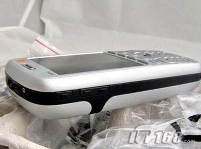 小巧时尚多普达欧版智能机566仅售1690元
