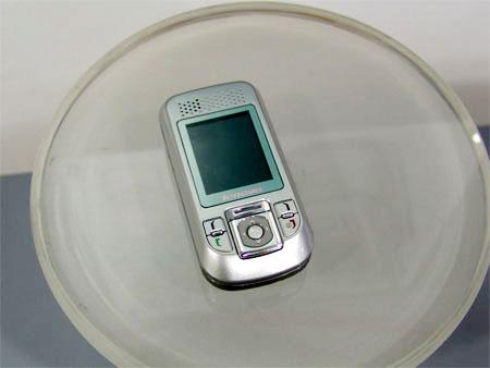 科技时代_联想E328手机展示