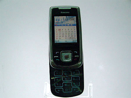 科技时代_联想P780手机展示