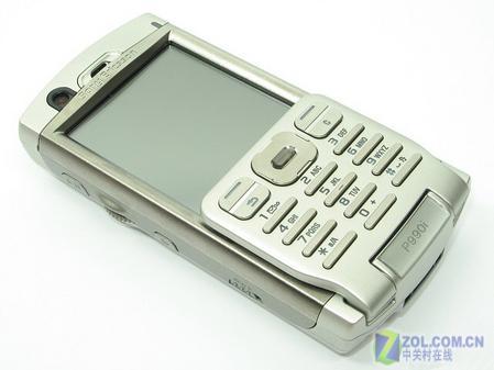 王者的风采索爱智能手机P990i跌至5480