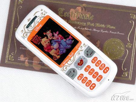 [上海]限量版迪士尼手机P700再降百元