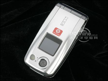 200万像素NEC时尚折叠机N840仅为1230