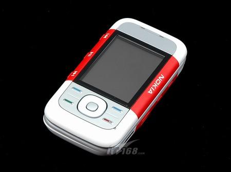 诺基亚音乐运动手机5300抢先图赏