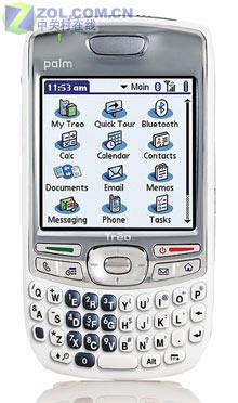 四种颜色Palm智能手机Treo680图赏