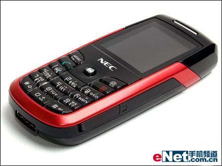 NEC入门级手机:美女N3105不足千元