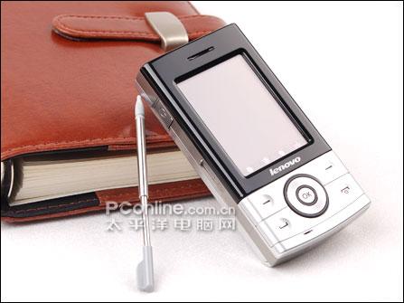 高性价比联想粉时尚手写PDA手机i807评测