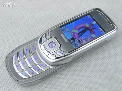 移动聊天随身行LG滑盖手机G252仅为799元