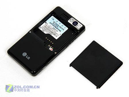 200万像素LG直板巧克力手机KG99评测(4)