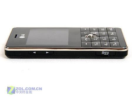 200万像素LG直板巧克力手机KG99评测(3)