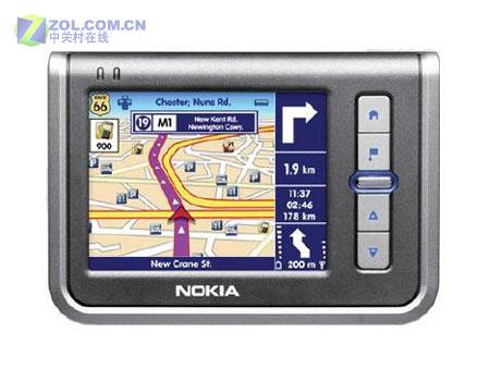 超大屏幕 诺基亚神秘GPS定位仪曝光