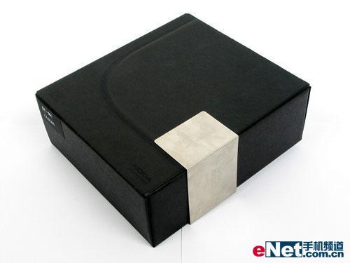 不锈钢外壳诺基亚8800Sirocco图赏