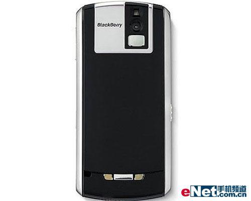 轻薄黑莓机BlackBerry智能新机8100亮相