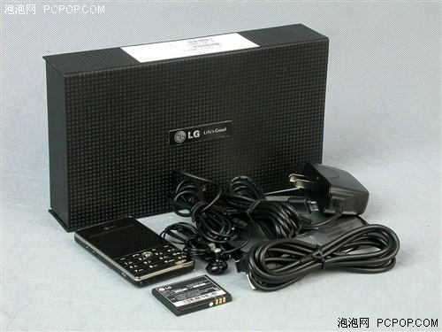 情迷黑色巧克力LG超薄直板机KG99评测