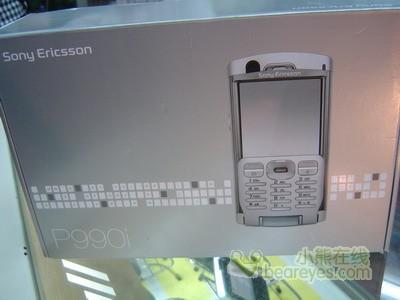 领袖风范索爱智能机王P990i只售4380元