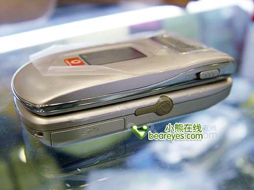 超级屏百万CCD手机!夏普GX30又有货