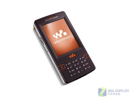 音乐之王索爱4GB闪存智能机W950再降250元