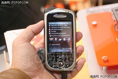 首款全球定位PDA手机神达A701大特价