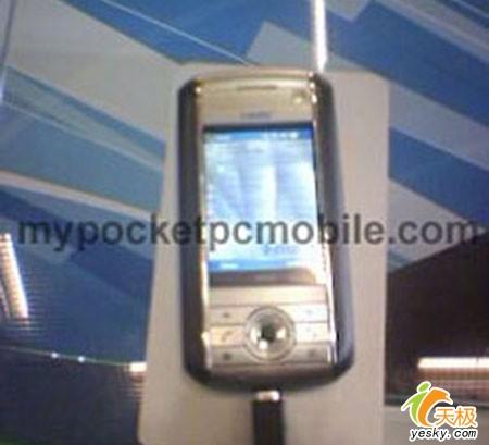 未上市新品神秘智能机PDA-L曝光