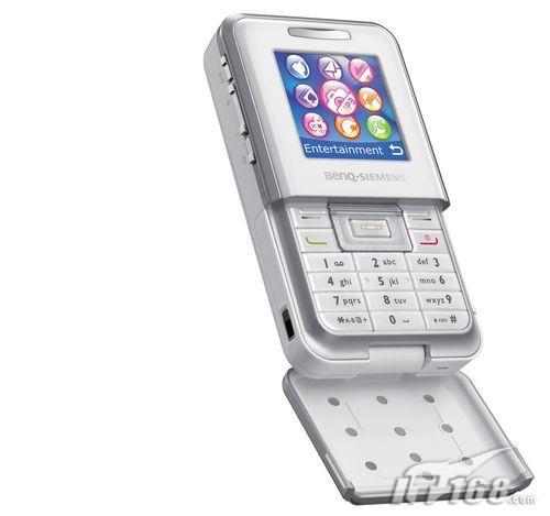 明西新生代音乐/商务手机EF51/P51新品发布