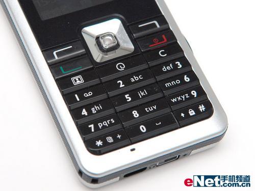德国工艺明西3G直板手机S81亮相