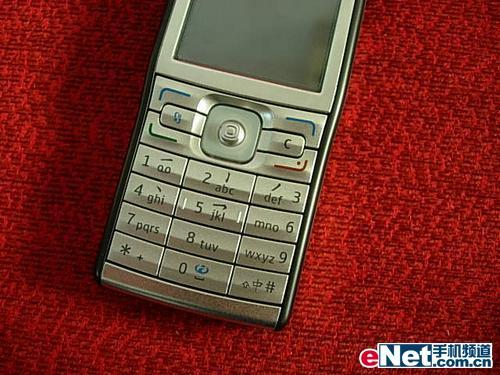 商务手机排头兵诺基亚E50仅售2499