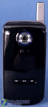 低端新宠LG翻盖音乐手机CE200曝光