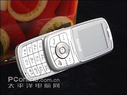 纯白天使三星时尚滑盖手机X568评测