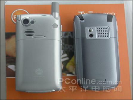 PDA手机悍将Palm全键盘手机Treo680到货