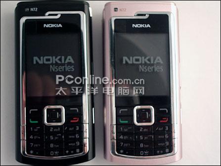 你能相信吗?诺基亚N72只售2350元!