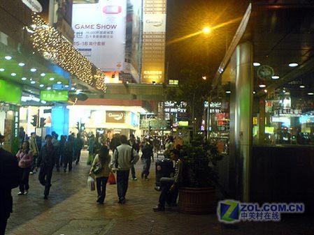 ZOL香港行之第二日:形形色色的夜港人