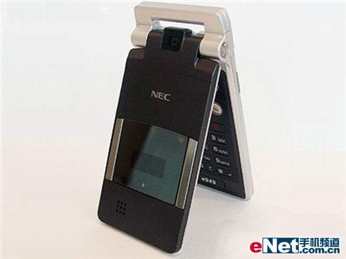机会难得NEC超薄折叠机NQ不足千元