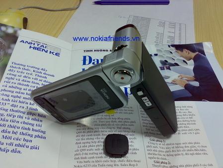 三大升级诺基亚旗舰N93i清晰图片曝光