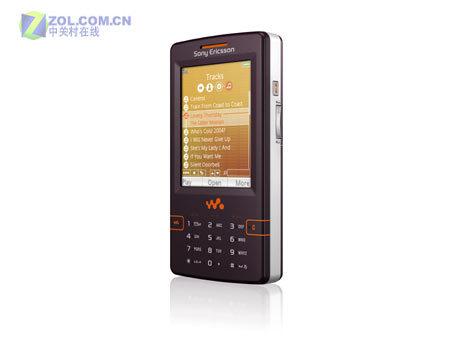 4G容量音乐机王豪华配置索爱W958c售6450