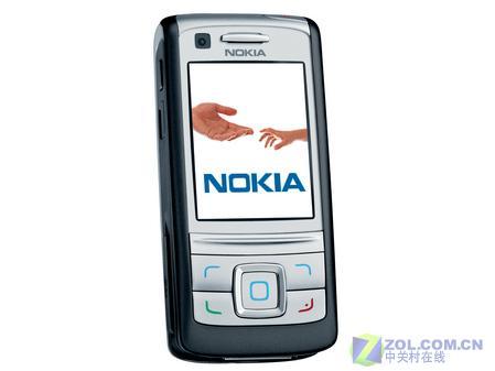 绝对震憾诺基亚3G滑盖机6280跌破两千