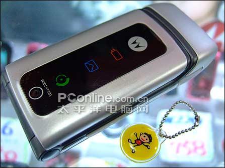 入门级好手机摩托罗拉可拍照机W375上市